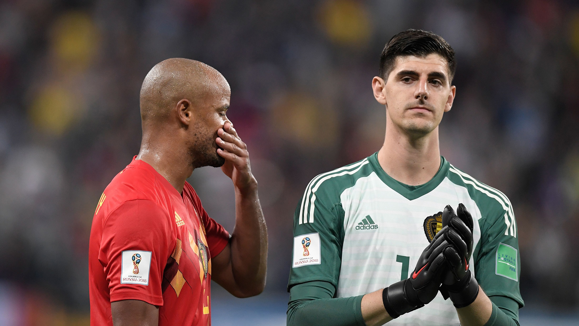 professional sale stable quality preview of Golden Glove winner Courtois refused to watch 'anti-football ...