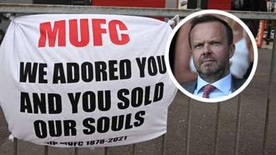 Ed Woodward Manchester United GFX