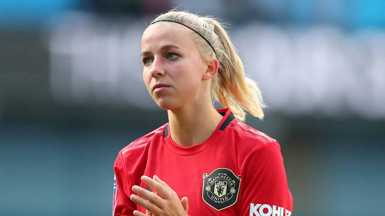 Jackie Groenen Manchester United 2019