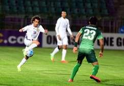 Zob Ahan vs Al Ain; Omar Abdulrahman