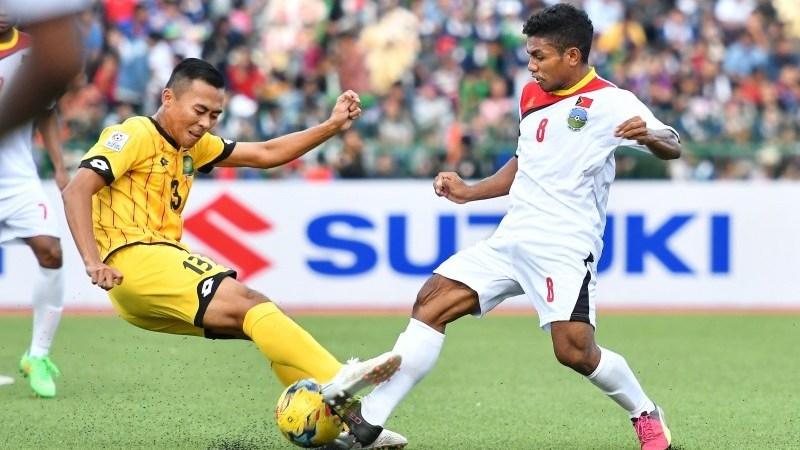 Brunei vs Timor