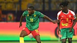 Arnaud Djoum - Cameroon