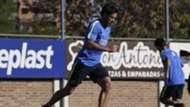 Pablo Perez entrenamiento Boca