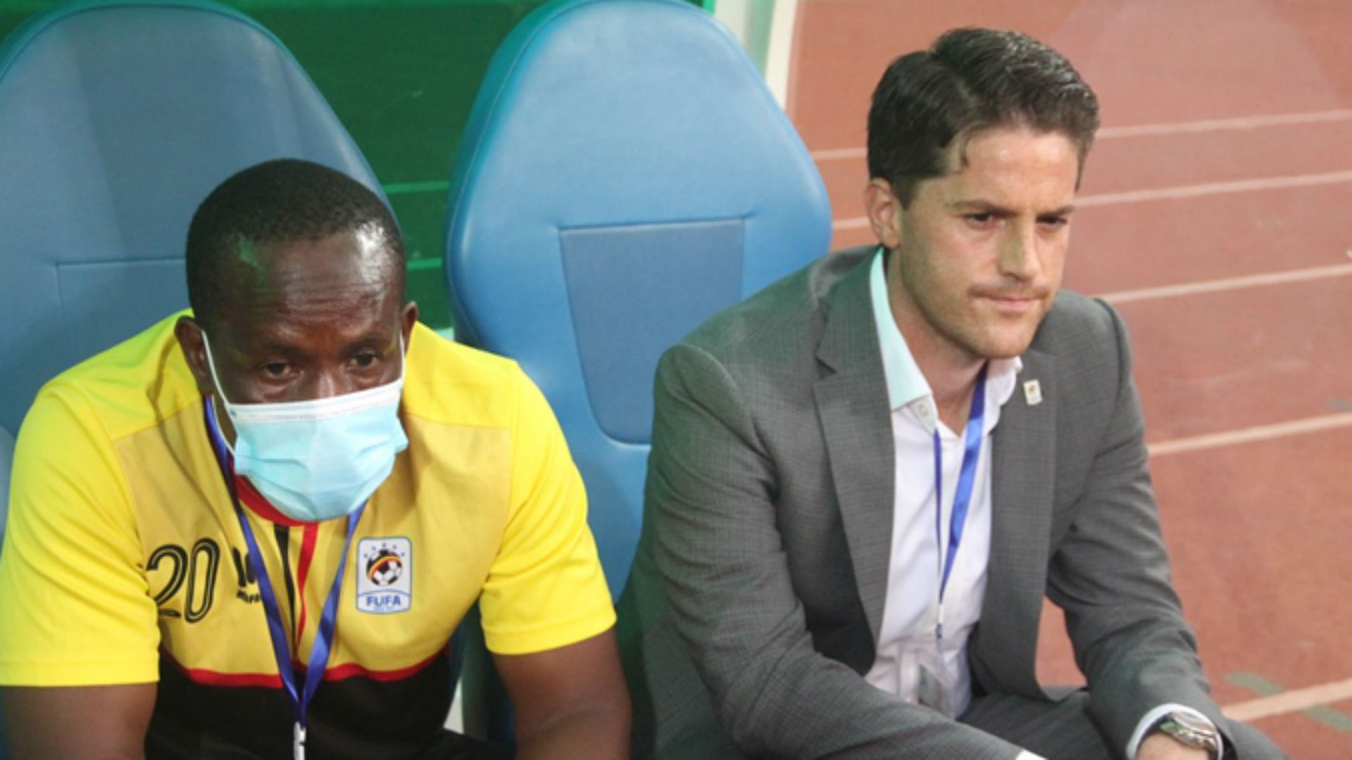 Amazed Mckinstry 'can't believe Ocen red card vs Cameroon'