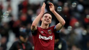 Declan Rice West Ham 2018-19