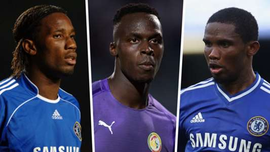 History-making Mendy proud to follow in Chelsea footsteps of Drogba, Essien & Eto'o | Goal.com