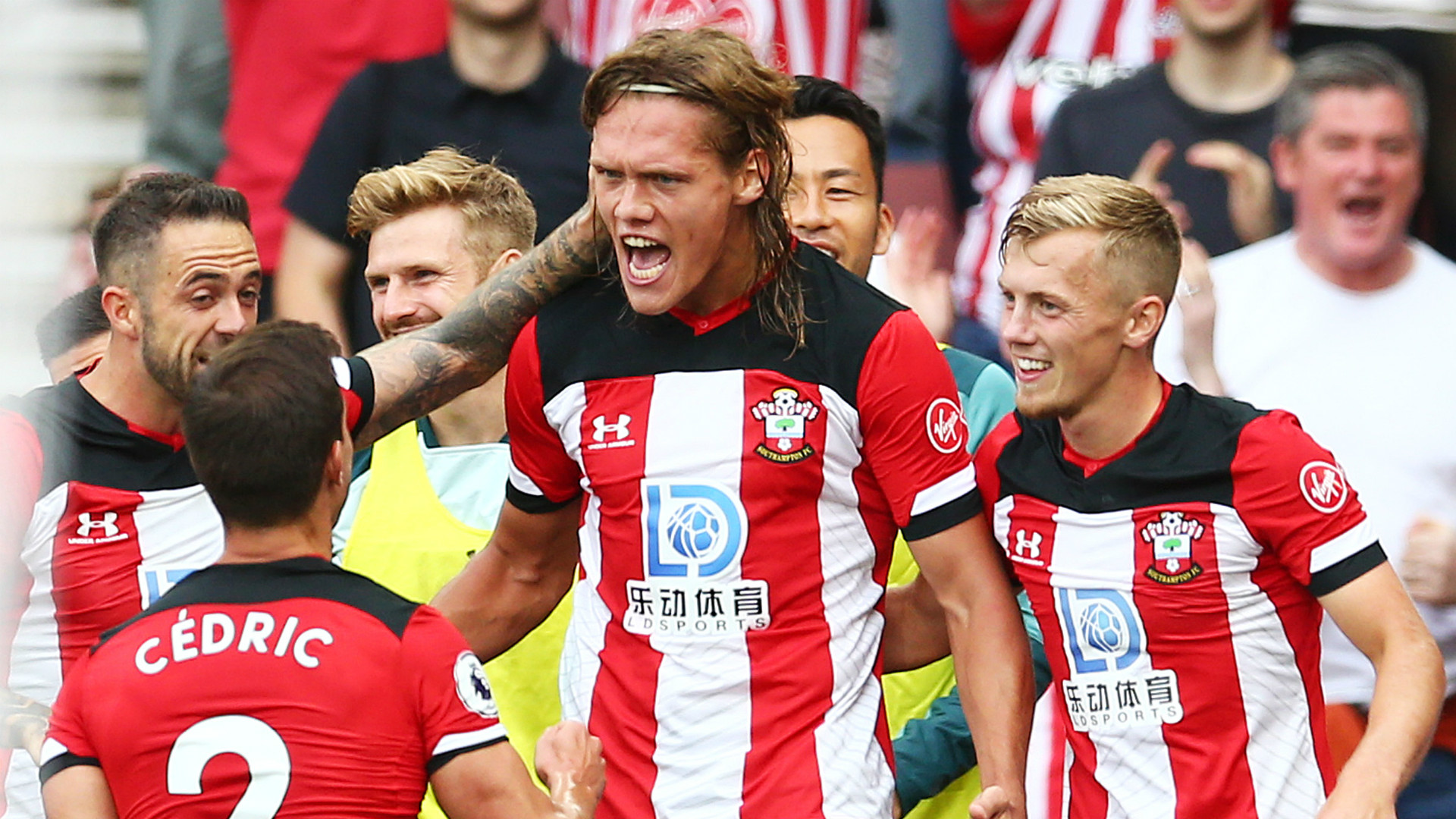 Vestergaard excited to face 'mind-blowing' young England team & explains why he stayed at Southampton