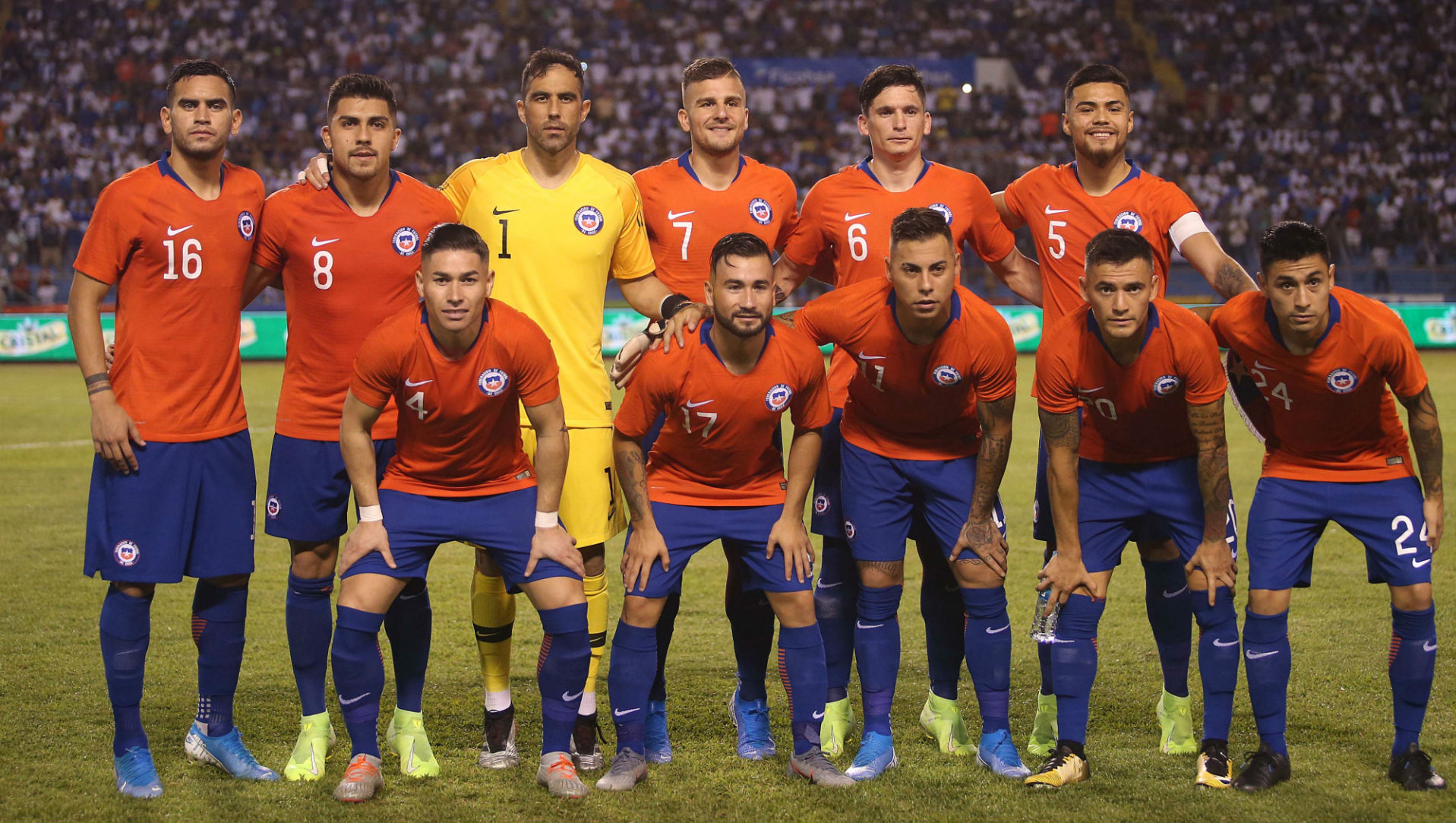 Resultado de imagen para chile honduras octubre 2019 goal