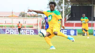 Kevin Kimani of Mathare United FC.