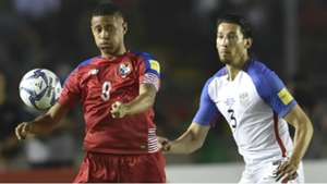 Omar Gonzalez Gabriel Torres Panama vs. USA