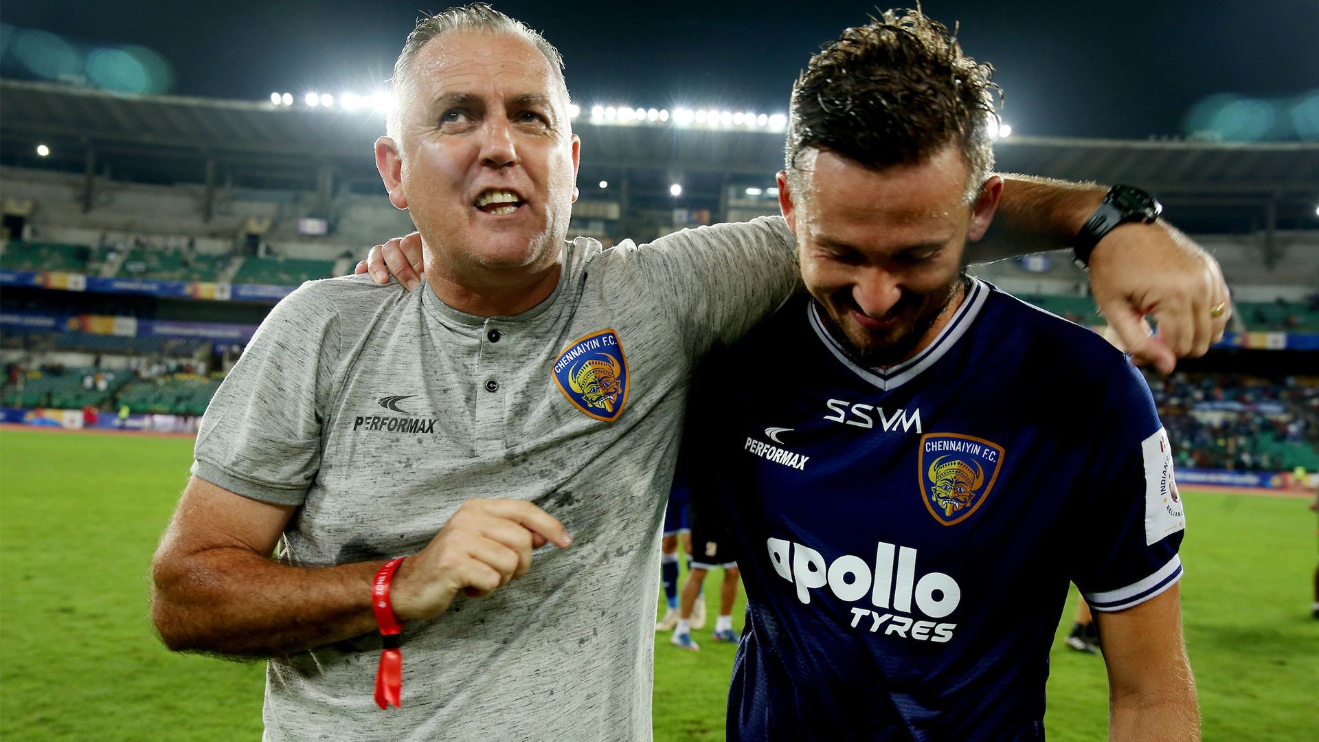 Chennaiyin boss Owen Coyle - Our football was outstanding