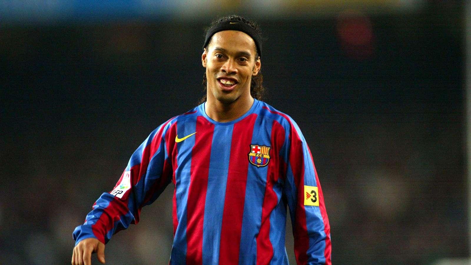 Ronaldinho Barcelona 2005-06