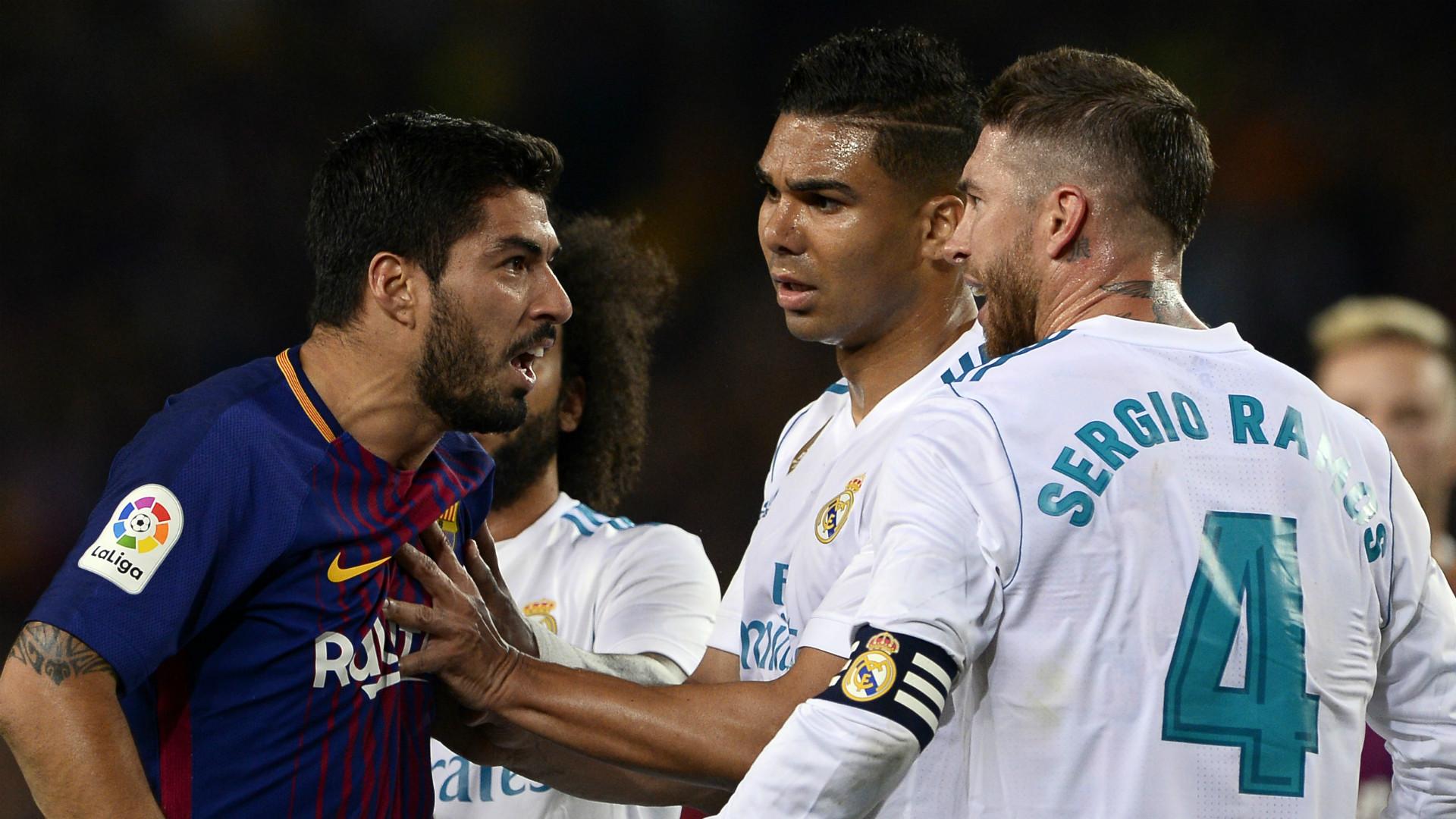 Barcelona Vs Real Madrid El Clasico Is Sh T Robert Huth Can T Stand Battle Between La Liga Giants Goal Com