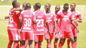Ulinzi Stars v Riverplate FKF Cup.