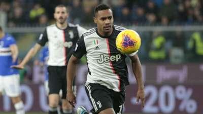 Alex Sandro Sampdoria Juventus