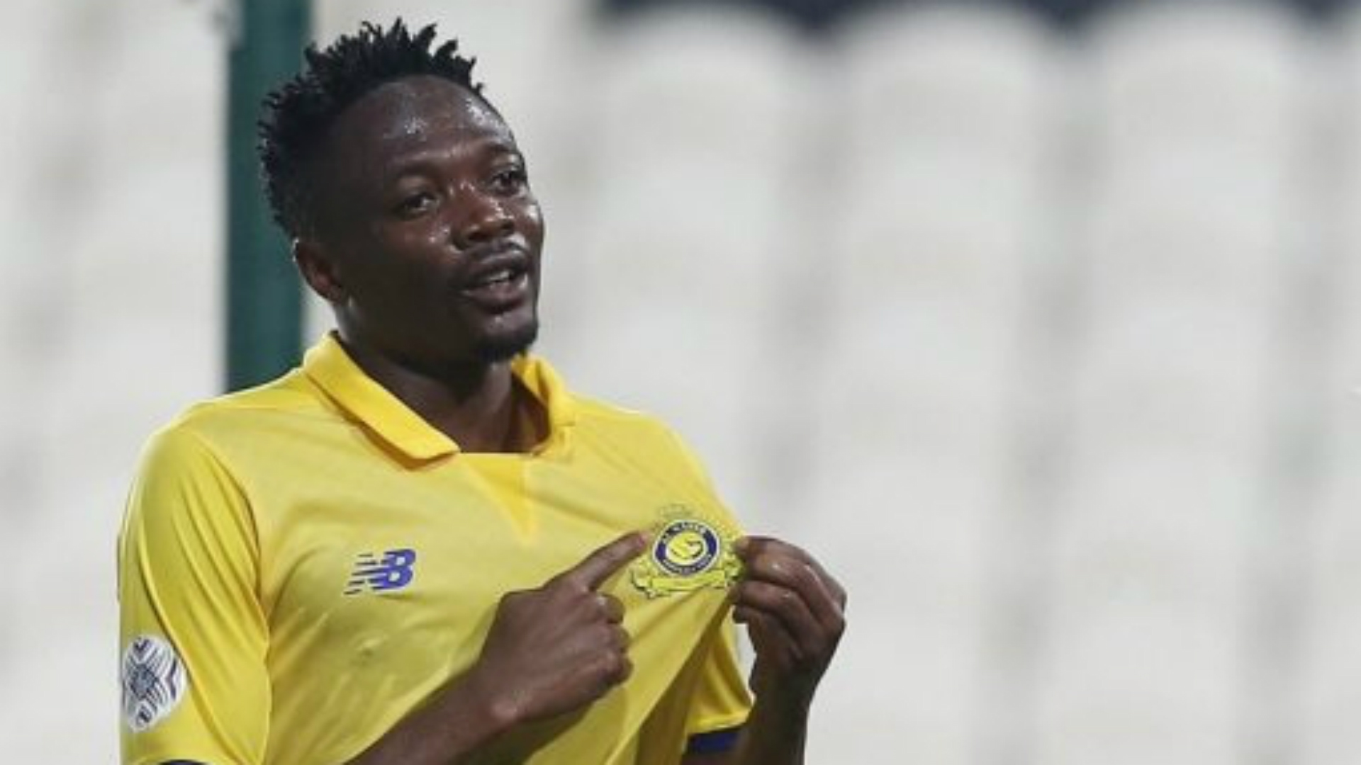 Ahmed Musa yet to receive any Galatasaray offer