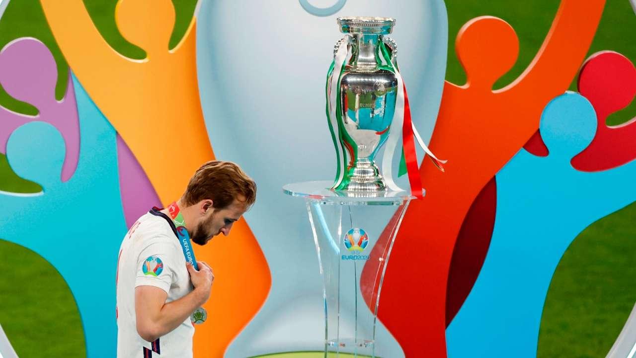 Harry Kane Euro 2020