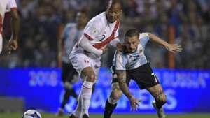 Argentina Peru Eliminatorias Sudamericanas 05102017