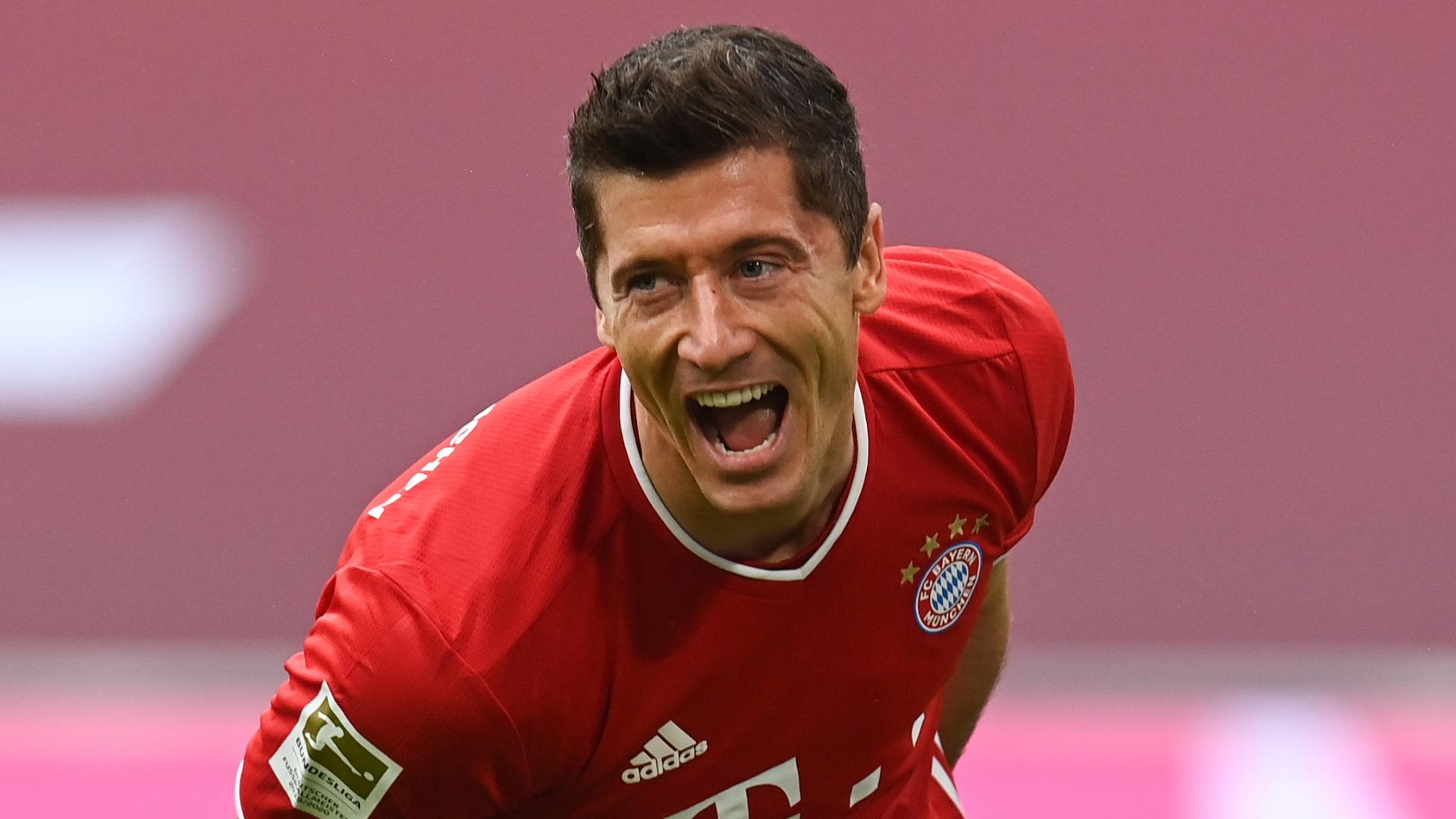 Lewandowski reaches another goal-scoring milestone with Bundesliga strike in Bayern Munich win