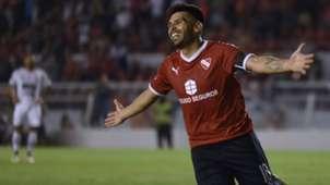 Silvio Romero Independiente Central Cordoba Superliga 08032020