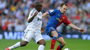 INIESTA REAL MADRID