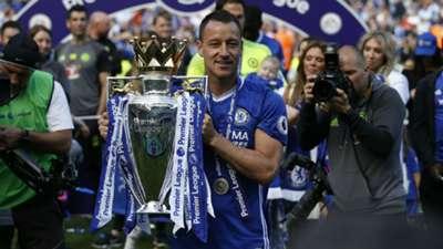 John Terry Chelsea Premier League 2017
