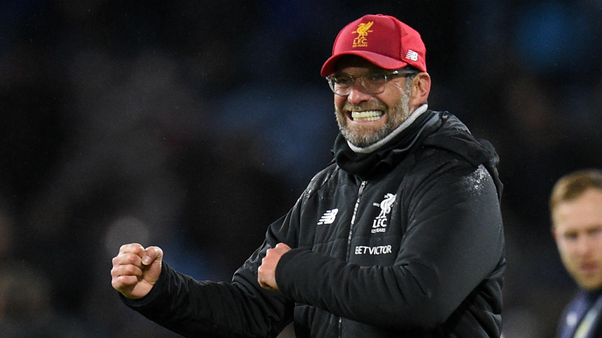 Jürgen Klopp, consigue el The Best al mejor entrenador