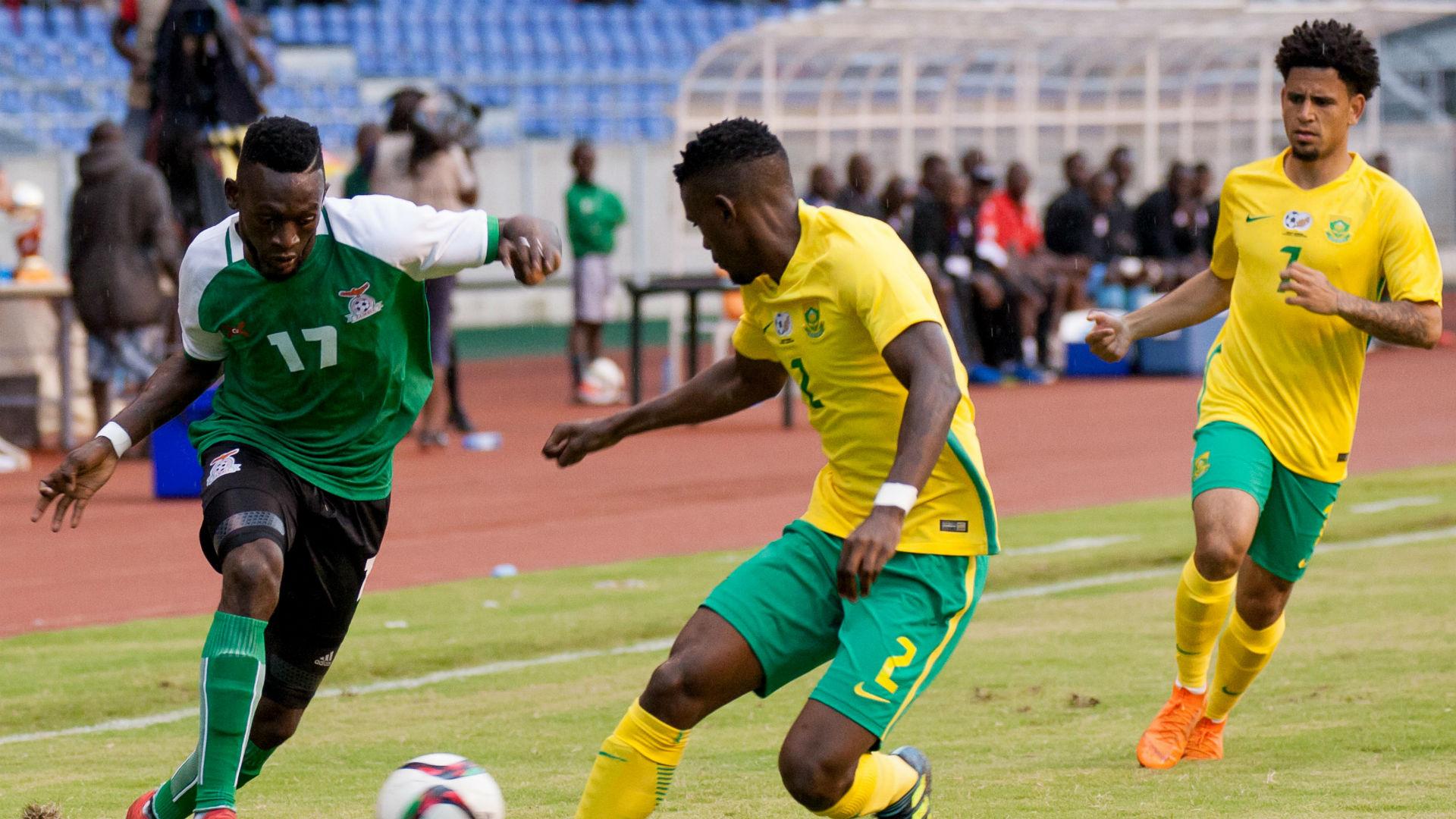 Bafana Bafana should be playing Germany not Zambia - Barker