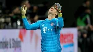 Manuel Neuer Bayern Munich Augsburg Bundesliga 15022019
