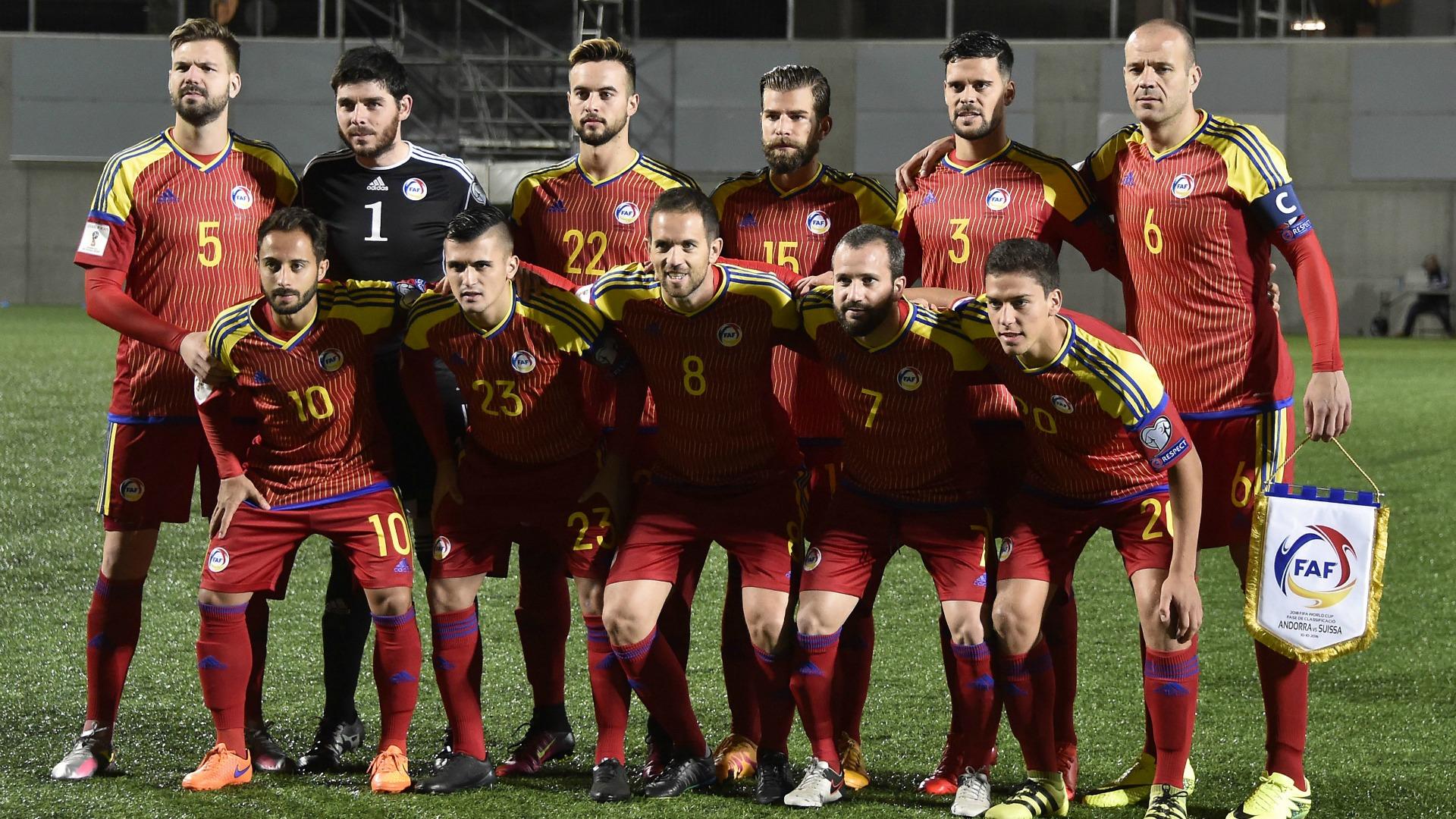 Albanien Andorra