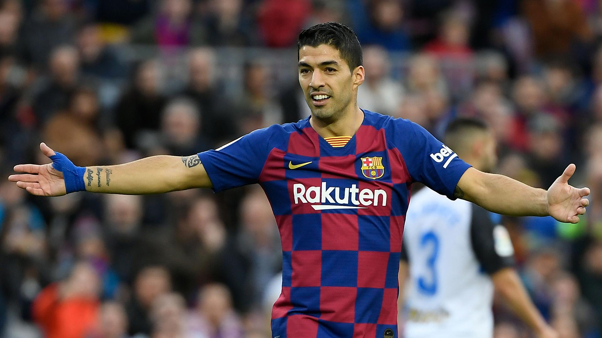 Luis Suarez 5 aylık aradan sonra sahalara dönüyor