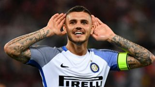 HD Mauro Icardi Inter Roma Serie A
