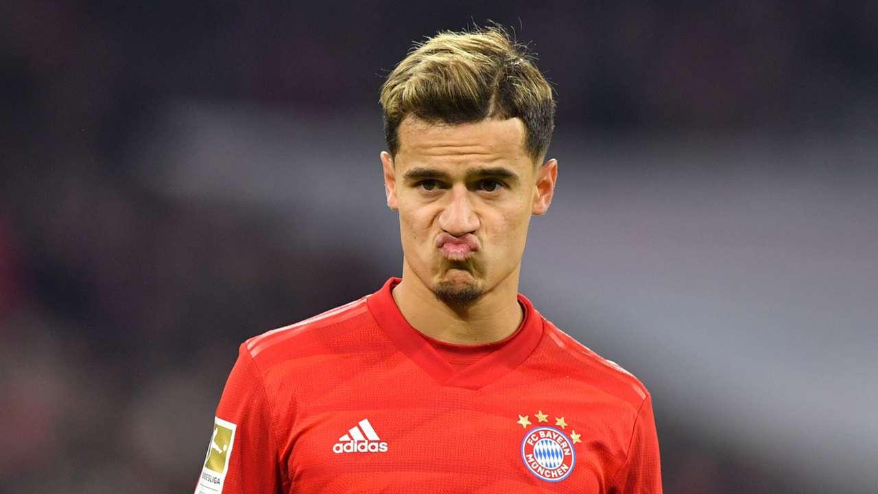 Philippe Coutinho Bayern