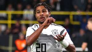 'Very dangerous' Gnabry substituted by Low to be ready for Germany's Euro 2020 qualifier
