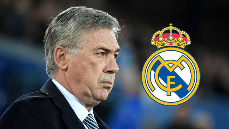 Ancelotti returns to Real Madrid for his second stint as manager