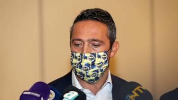 Ali Koc Fenerbahce maske