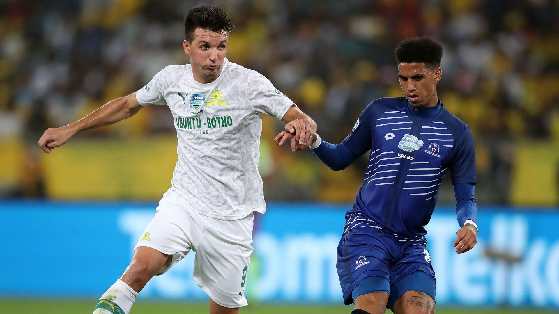 Injured Mamelodi Sundowns forward Affonso back in Uruguay - Ngwevela