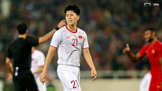 Danh sách U23 Việt Nam sang Hàn Quốc tập huấn: Đình Trọng trở lại | Goal.com