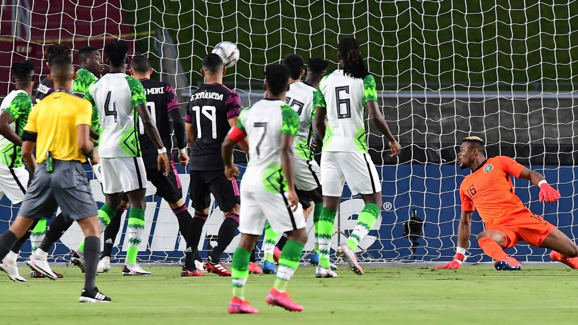 Nigeria vs Mexico: Why the Super Eagles got pummeled by El Tri