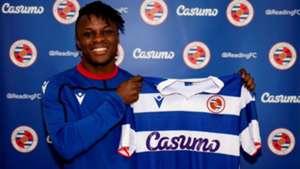 Timbe: Reading FC seal signing of Kenyan winger from Beijing Renhe