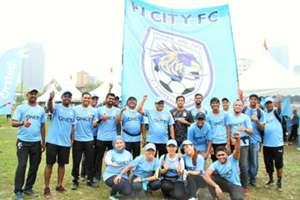 Petaling Jaya City fans, August 2019