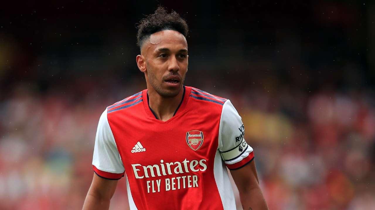 Aubameyang Arsenal 2021-22