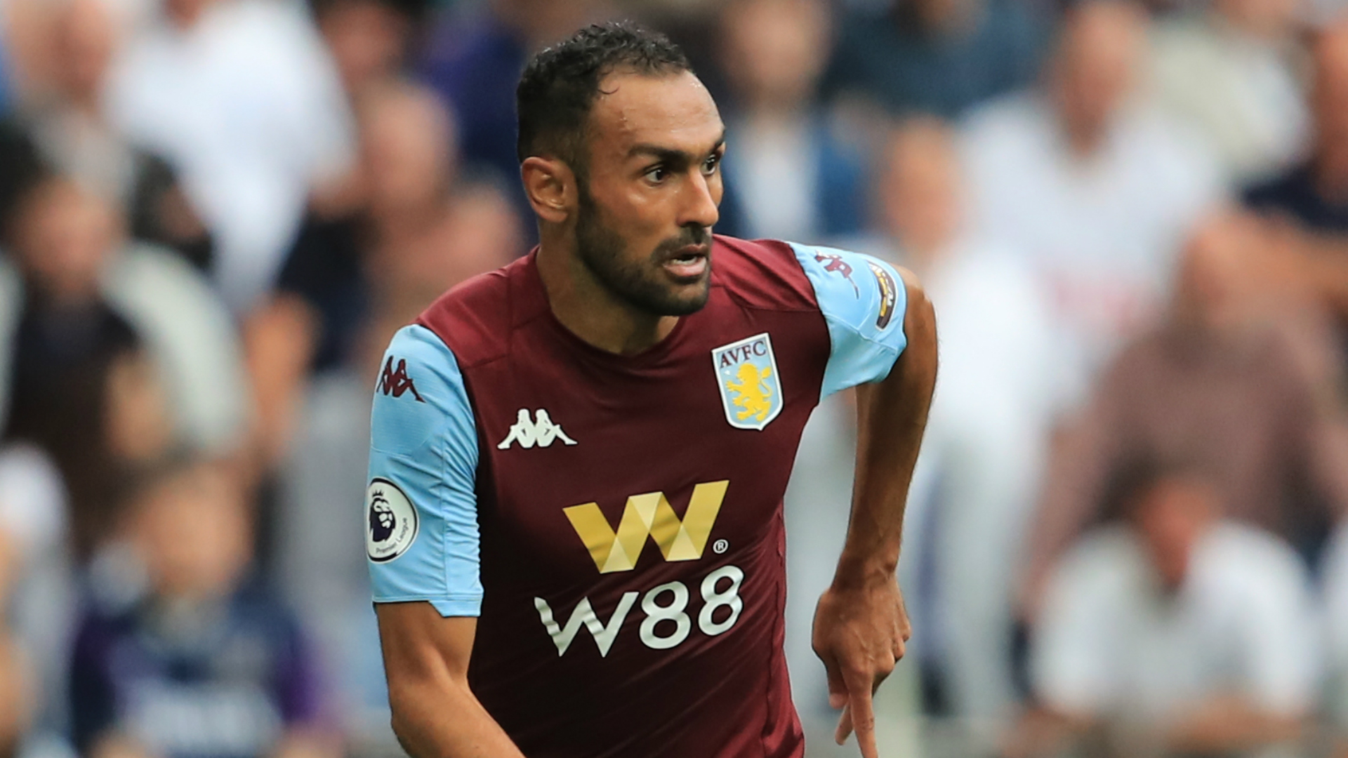 Aston Villa defender Elmohamady eyes retirement in England