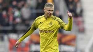 2020-01-21 Haland Haaland Dortmund
