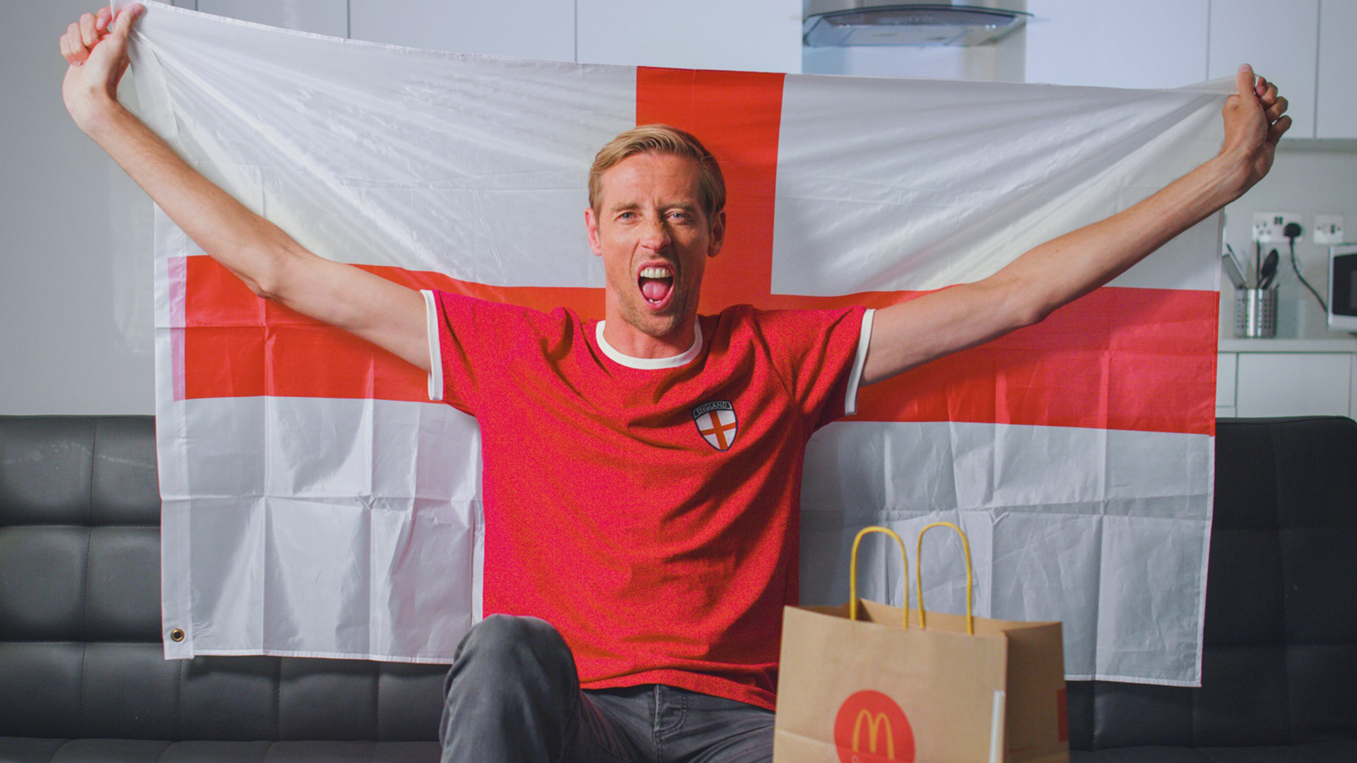 Nigeria: Peter Crouch keen to represent the Super Eagles