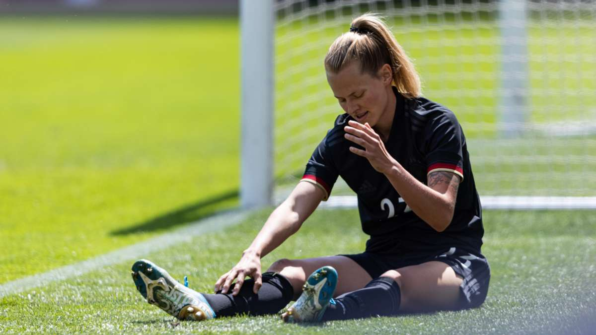 Olympia: Darum sind die deutschen Fußball-Frauen nicht ...