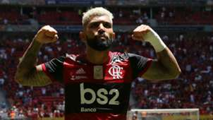 Gabigol Flamengo Athletico Supercopa do Brasil 16 02 2020