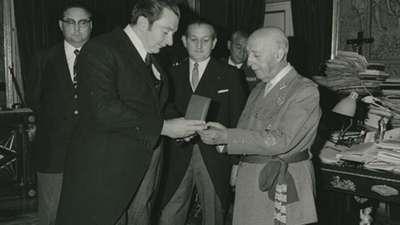Francisco Franco Barcelona