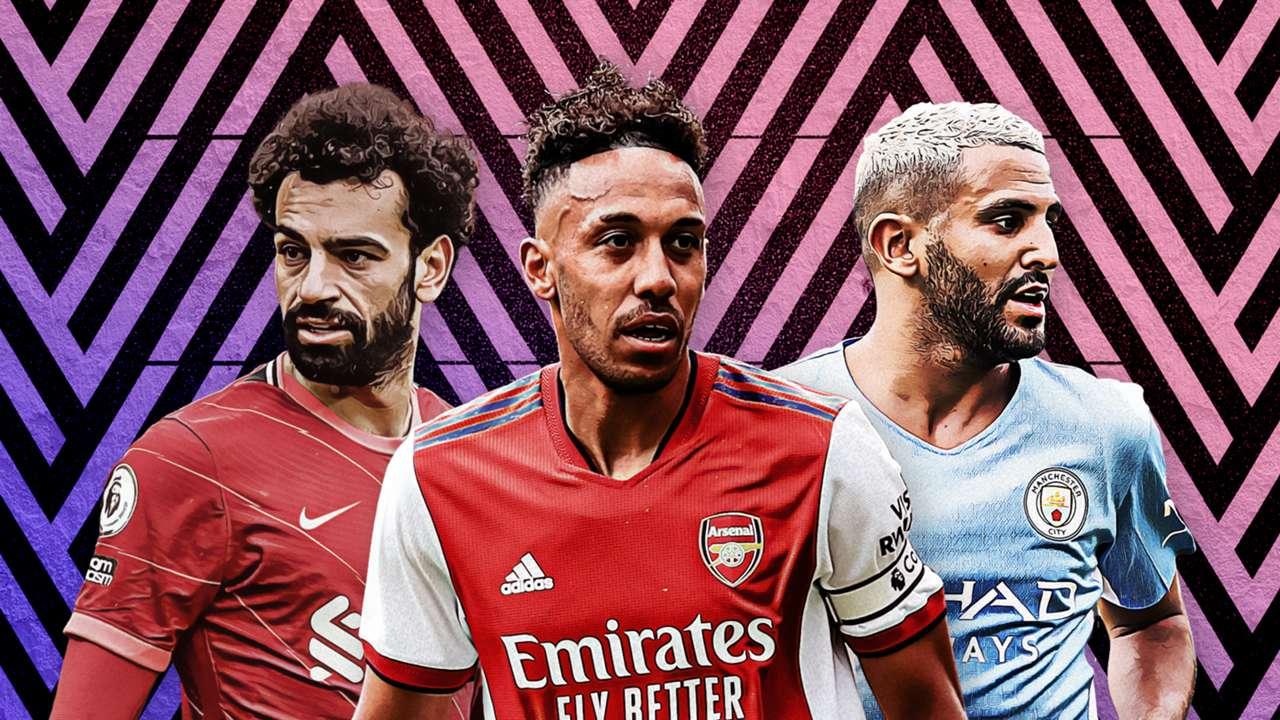 Mohamed Salah Pierre-Emerick Aubameyang Riyad Mahrez Fantasy Premier League