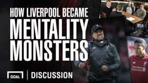 Liverpool mentality monsters Goal